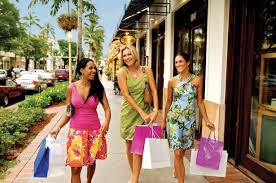 Great shoppiing in south Florida