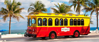 Fort Lauderdale's Sun Trolley
